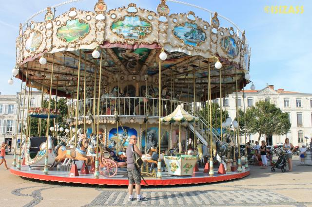 A very beautiful Merry-Go-Round